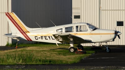 C-FEYL - Piper PA-28-151 Cherokee Warrior - Private