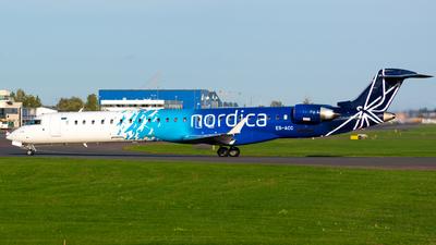 ES-ACC - Bombardier CRJ-900ER - Nordica