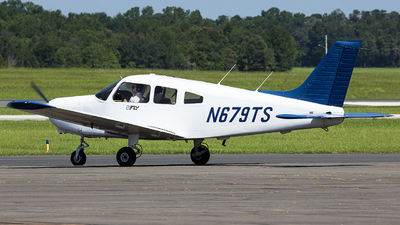 N679TS - Piper PA-28-161 Cherokee Warrior II - Private