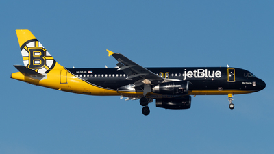 A picture of N632JB - Airbus A320232 - JetBlue Airways - © Eric Dunetz-SpotJFK