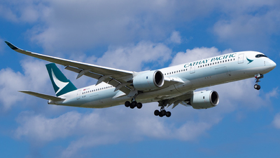A picture of BLRF - Airbus A350941 - Cathay Pacific - © Hagin Busto