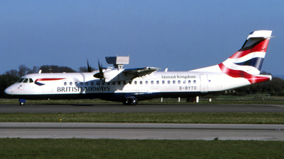 G-BYTO - ATR 72-212 - British Airways (CityFlyer Express)