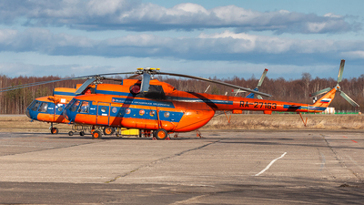 RA-27163 - Mil Mi-8T Hip - Vologda Air