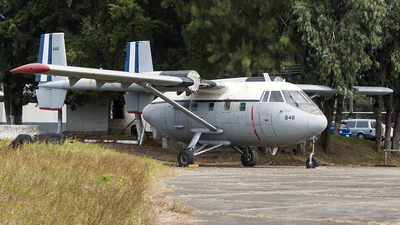 848 - IAI Arava 201 - Guatemala - Air Force