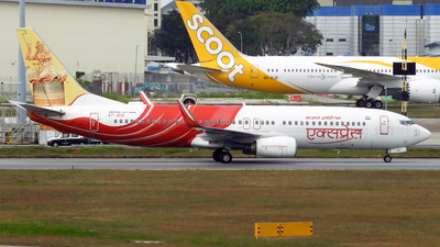 VT-AYD - Boeing 737-8HG - Air India Express