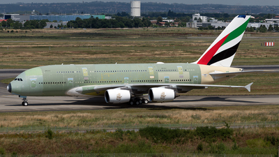 A picture of FWWSY - Airbus A380 - Airbus - © DN280