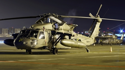15-20791  - Sikorsky UH-60M Blackhawk - United States - US Army