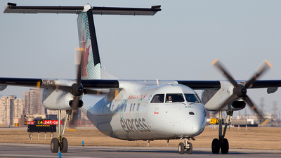 C-FGRM - Bombardier Dash 8-102 - Air Canada Express (Jazz Aviation)
