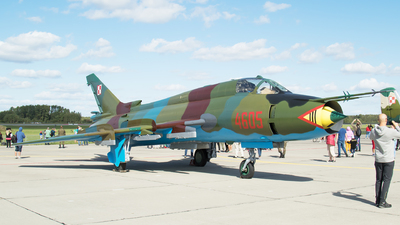 4605 - Sukhoi Su-22M4 Fitter K - Poland - Air Force