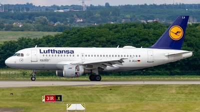 A picture of DAILA - Airbus A319114 - Lufthansa - © AvA