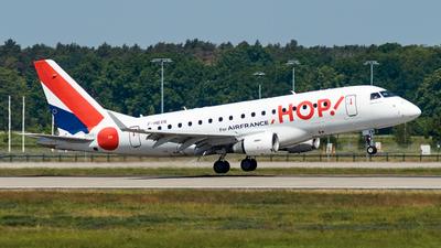 F-HBXN - Embraer 170-100LR - HOP! for Air France
