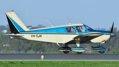 VH-EJH - Piper PA-28-180 Cherokee C - Private