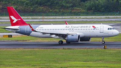 B-30A2 - Airbus A320-251N - Air Travel