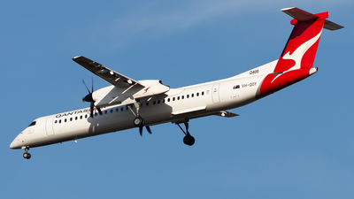 VH-QOY - Bombardier Dash 8-Q402 - QantasLink (Sunstate Airlines)