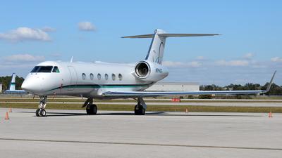 N596DC - Gulfstream G450 - Private