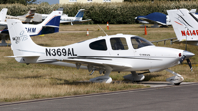 N369AL - Cirrus SR20-GTS - Private