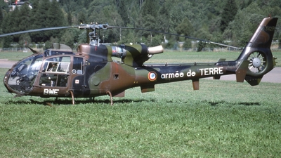 4218 - Aérospatiale SA 342 Gazelle - France - Army