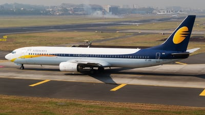 VT-JGD - Boeing 737-95R - Jet Airways