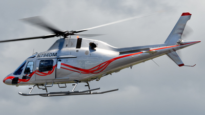 A picture of N794DM - Agusta A119 Koala - [14512] - © Hector Rivera-HR Planespotter