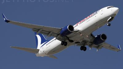 TC-SBR - Boeing 737-86N - AnadoluJet