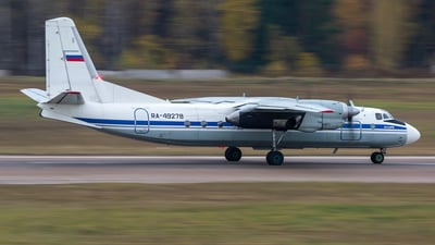 RA-49278 - Antonov An-24RV - UTair Cargo