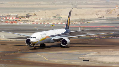 A6-JAE - Boeing 777-35RER - Jet Airways