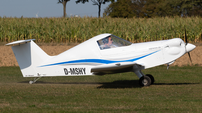 D-MSHY - SD Aircraft SD-1 Minisport - Private