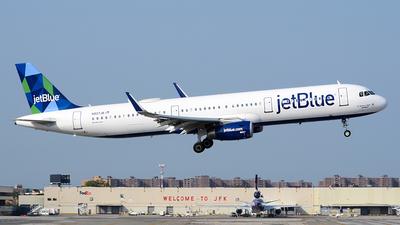 N937JB - Airbus A321-231 - jetBlue Airways