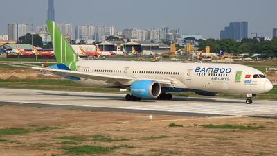 VN-A829 - Boeing 787-9 Dreamliner - Bamboo Airways