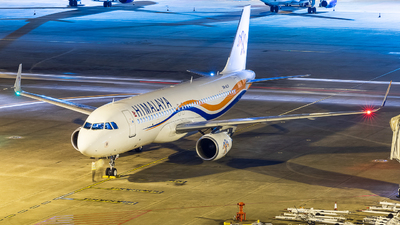 A picture of 9NALV - Airbus A320214 - Himalaya Airlines - © Kevin Chung - AHKGAP