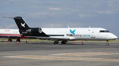 XA-MCS - Bombardier CRJ-200ER(PF) - TUM AeroCarga