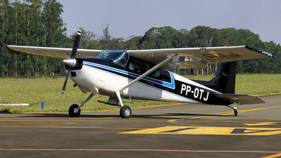 PP-OTJ - Cessna 180 Skywagon - Private
