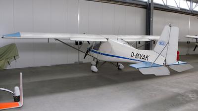 A picture of DMVAK - Ikarus C42 - [00106288] - © Jeroen Stroes