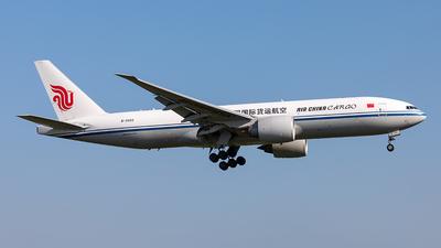 B-2093 - Boeing 777-FFT - Air China Cargo