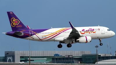 HS-TXS - Airbus A320-232 - Thai Smile