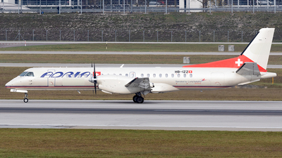 HB-IZZ - Saab 2000 - Adria Airways Switzerland