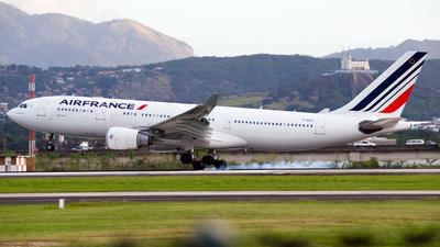 F-GZCE - Airbus A330-203 - Air France