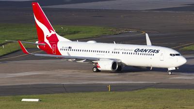 VH-VYB - Boeing 737-838 - Qantas