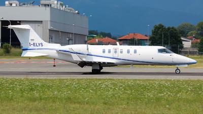 A picture of IELYS - Learjet 40 - [402016] - © Flavio Renzi