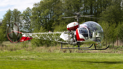 SE-HPA - Agusta-Bell AB-47G-4A - Private