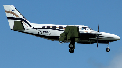 YV1753 - Cessna 441 Conquest II - Private