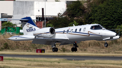 A picture of N389KA - Learjet 35A - [35389] - © William Vignes