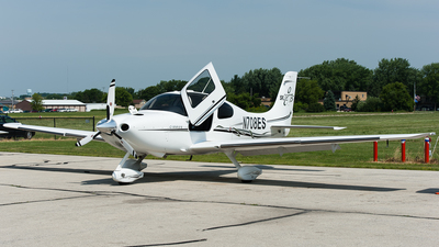 N708ES - Cirrus SR22-GTS - Wisconsin Aviation