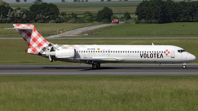 EI-FCB - Boeing 717-2BL - Volotea