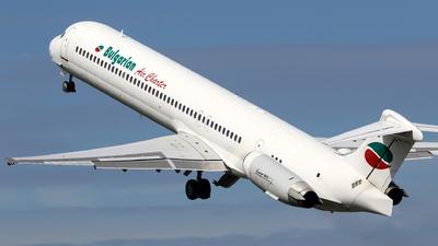 LZ-LDM - McDonnell Douglas MD-82 - Bulgarian Air Charter (BAC)