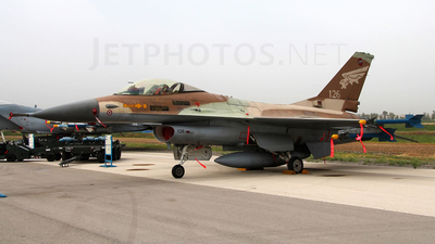 126 - General Dynamics F-16A Netz - Israel - Air Force