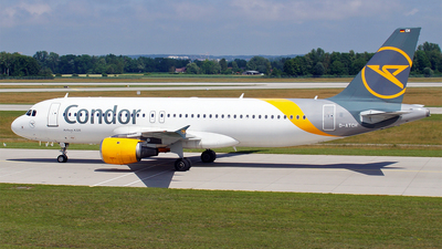 A picture of DATCH - Airbus A320212 - Condor - © Hugo Schwarzer