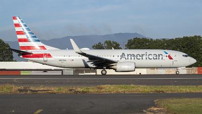 A picture of N887NN - Boeing 737823 - American Airlines - © Juan Manuel Galvez