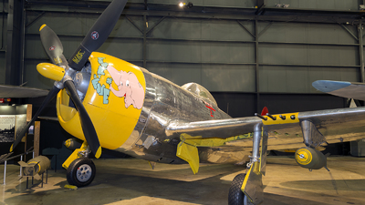 45-49167 - Republic P-47D Thunderbolt - United States - US Army Air Force (USAAF)