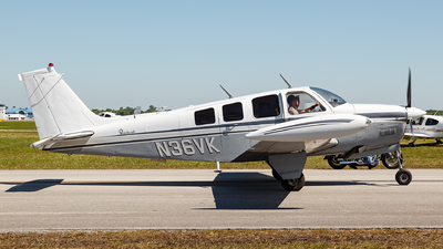 N36VK - Beechcraft A36 Bonanza - Private